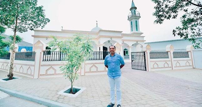 Мечеть к Рамадану