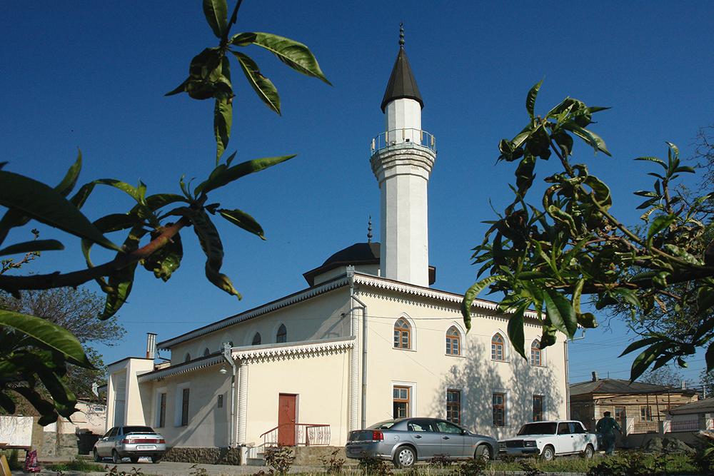 Кебир-джами
